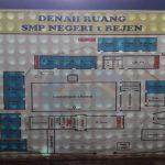 Denah SMPN 1 Bejen